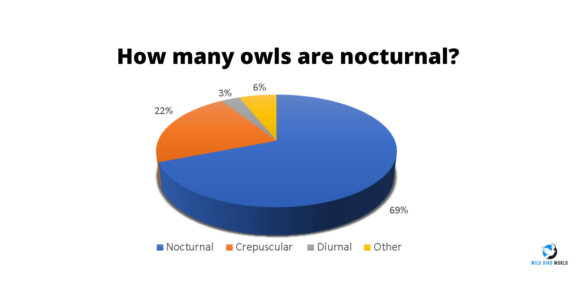 how many owls are nocturnal?